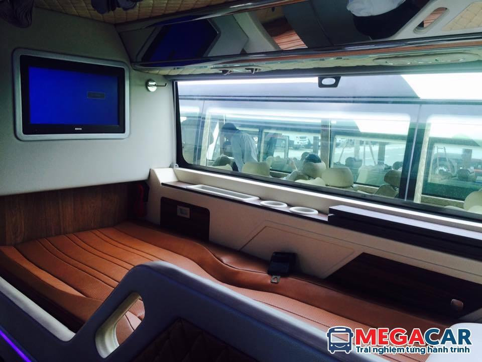Nhà xe Hà Linh Sài Gòn đi Cam Ranh   Đặt vé nhanh   19006772 – Megacar –  Nền tảng đặt Xe Limousine và Xe giường nằm toàn quốc
